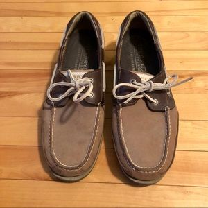 Sperry Top Sider Stingray Leather Boat shoe 11.5